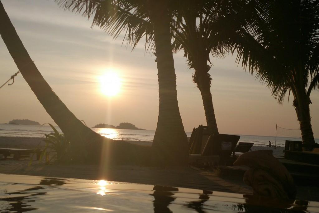 Luksus hotel på Koh Chang Thailand
