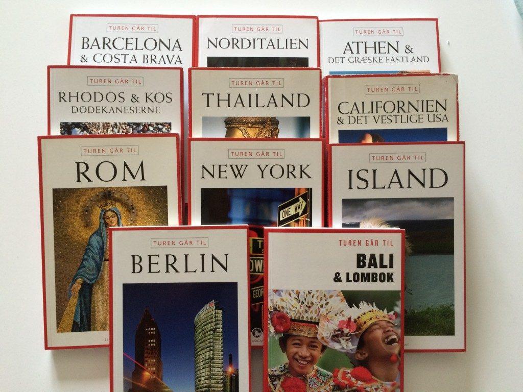 Rejsebøger