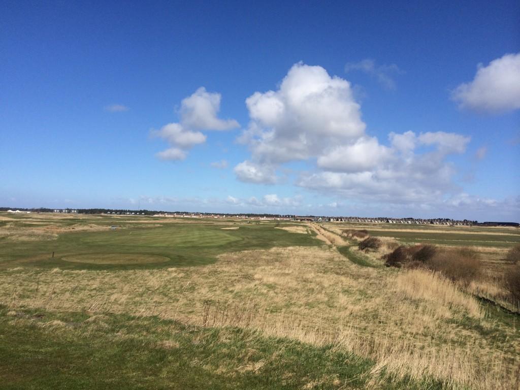 Golf på Rømø