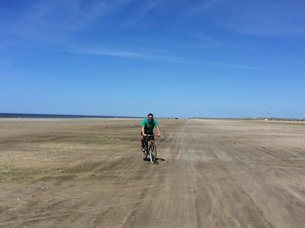 Cykeltur på Fanø