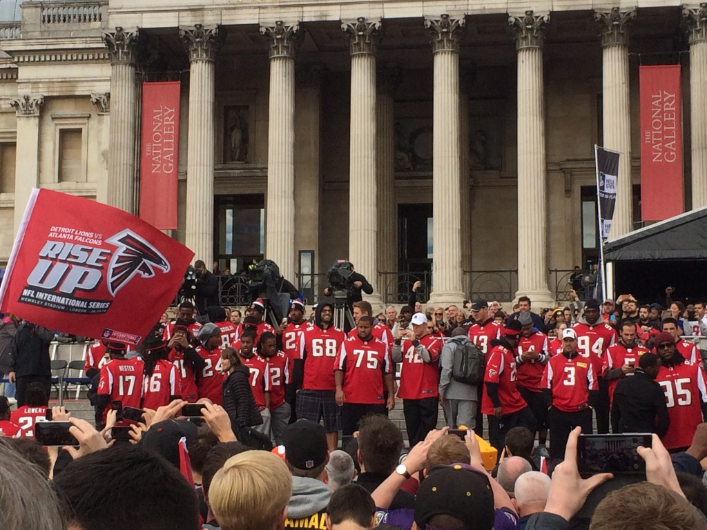 NFL på Wembley London