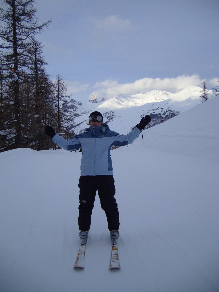 Om at bo og arbejde på skihotel i frankrig   helles univershelles ...