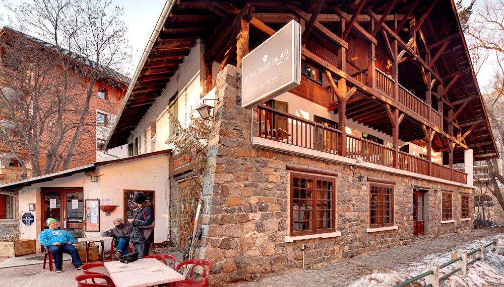 Skihotel Briancon