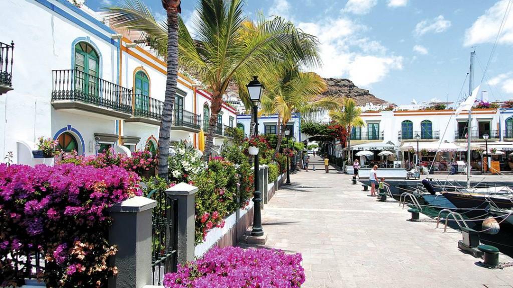 Puerto De morgan, Gran Canaria