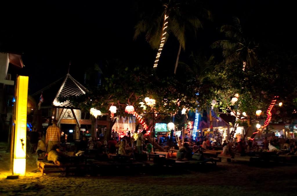 Sabay bar Koh Chang Thailand