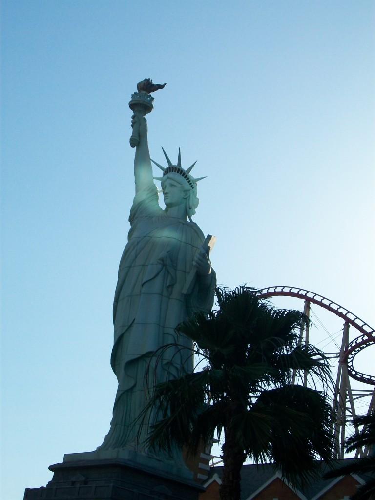 Friheds gudinden Las Vegas