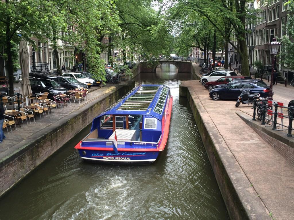 Havnerundfart Amsterdam