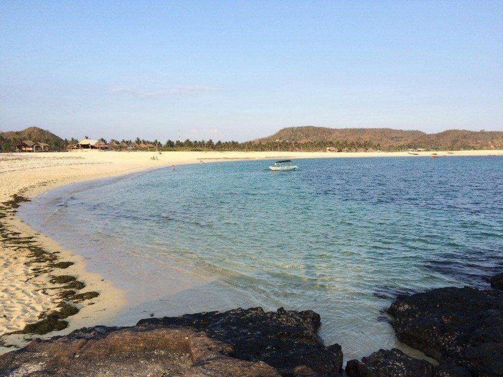 Tanjung Aan Beach Lombok