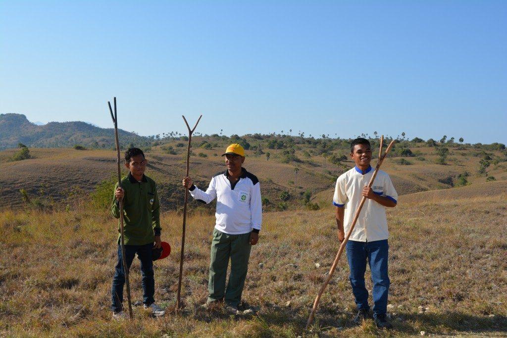 Vores 3 rangers