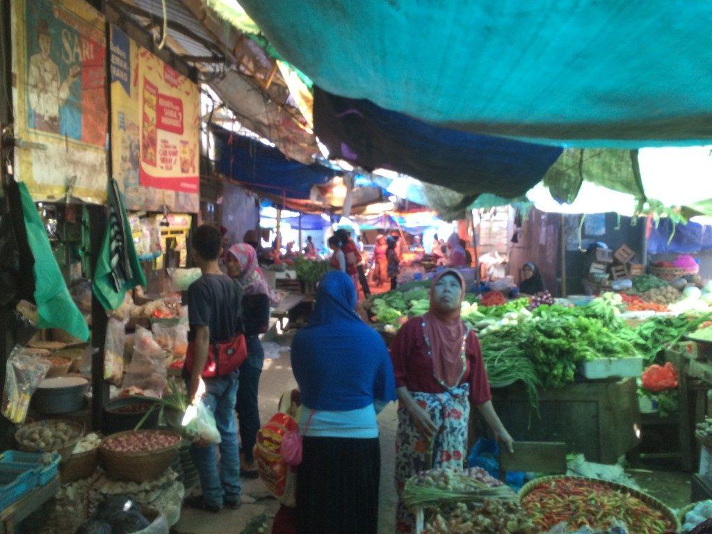 Marked Lombok