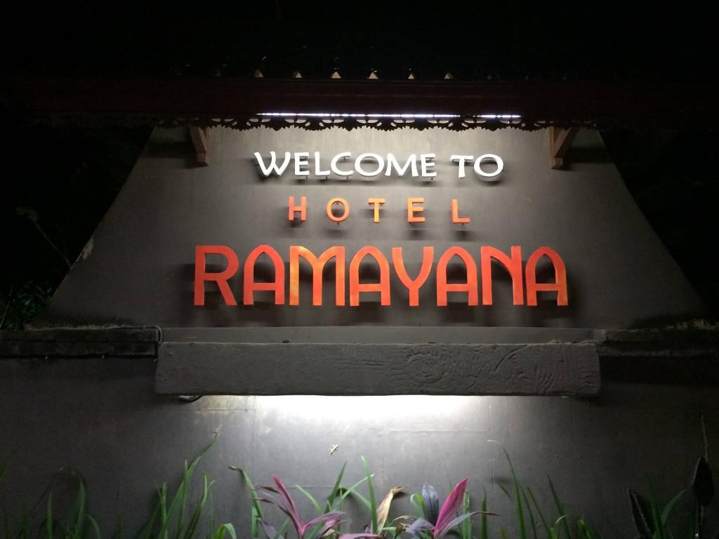Sanur Ramayana hotel, Sanur