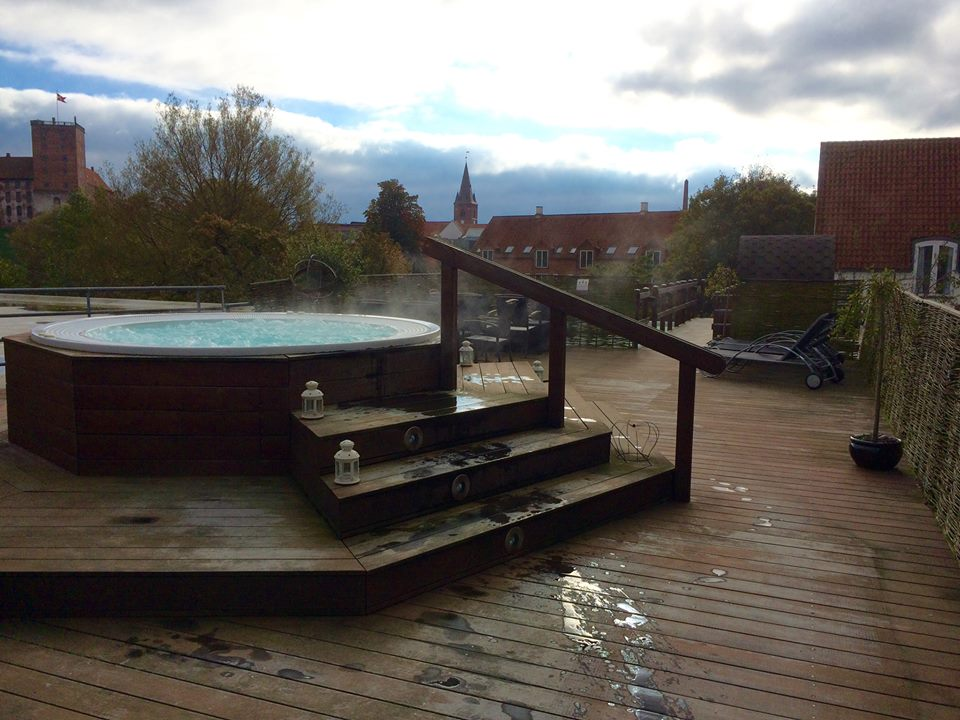 Dronning Dorotheas badstue i Kolding