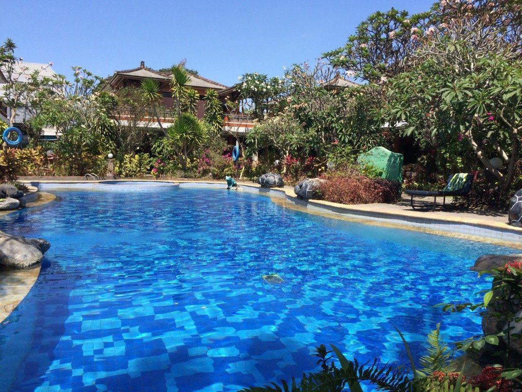 afslapning Sanur Bali