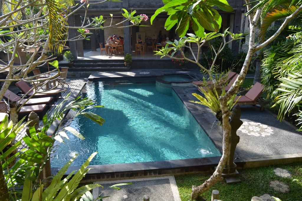 3 budget hoteller på Bali