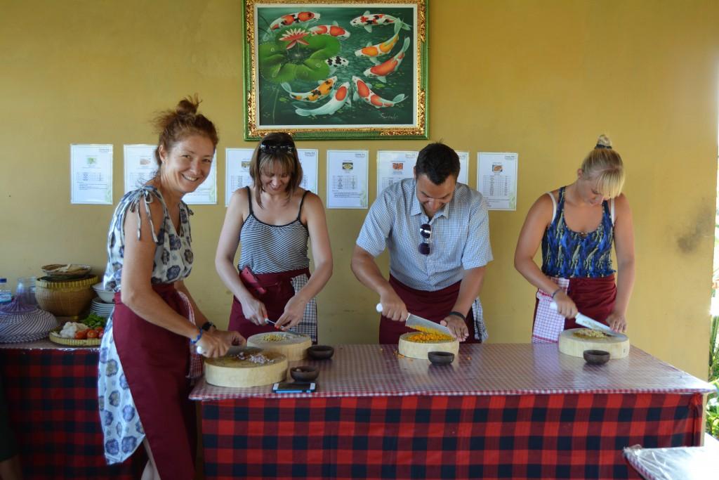 Cookingclass Bali