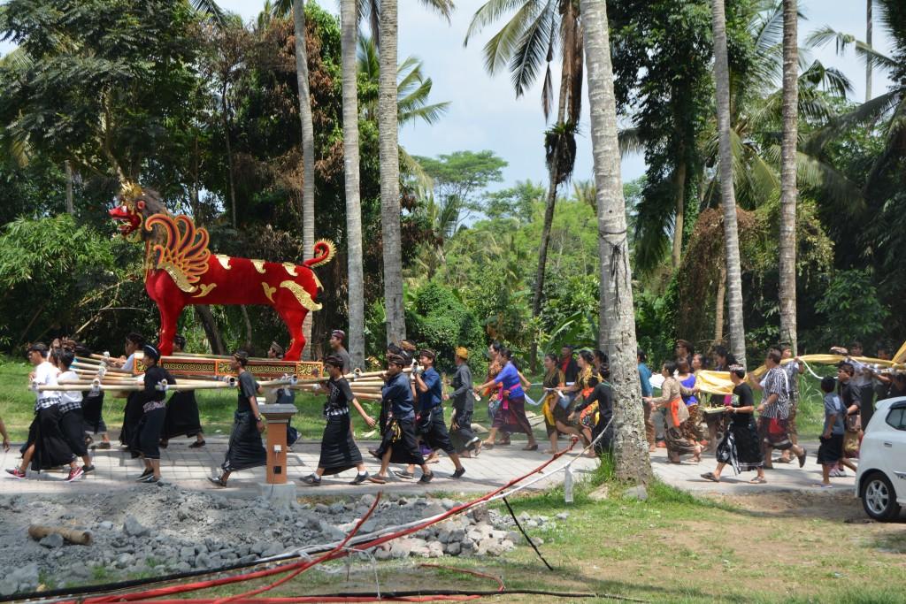 Ceremoni Bali