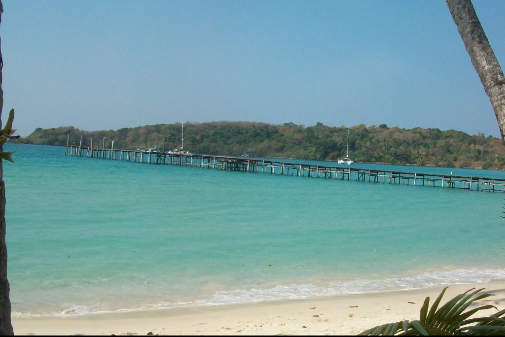 Strande på Koh Kood