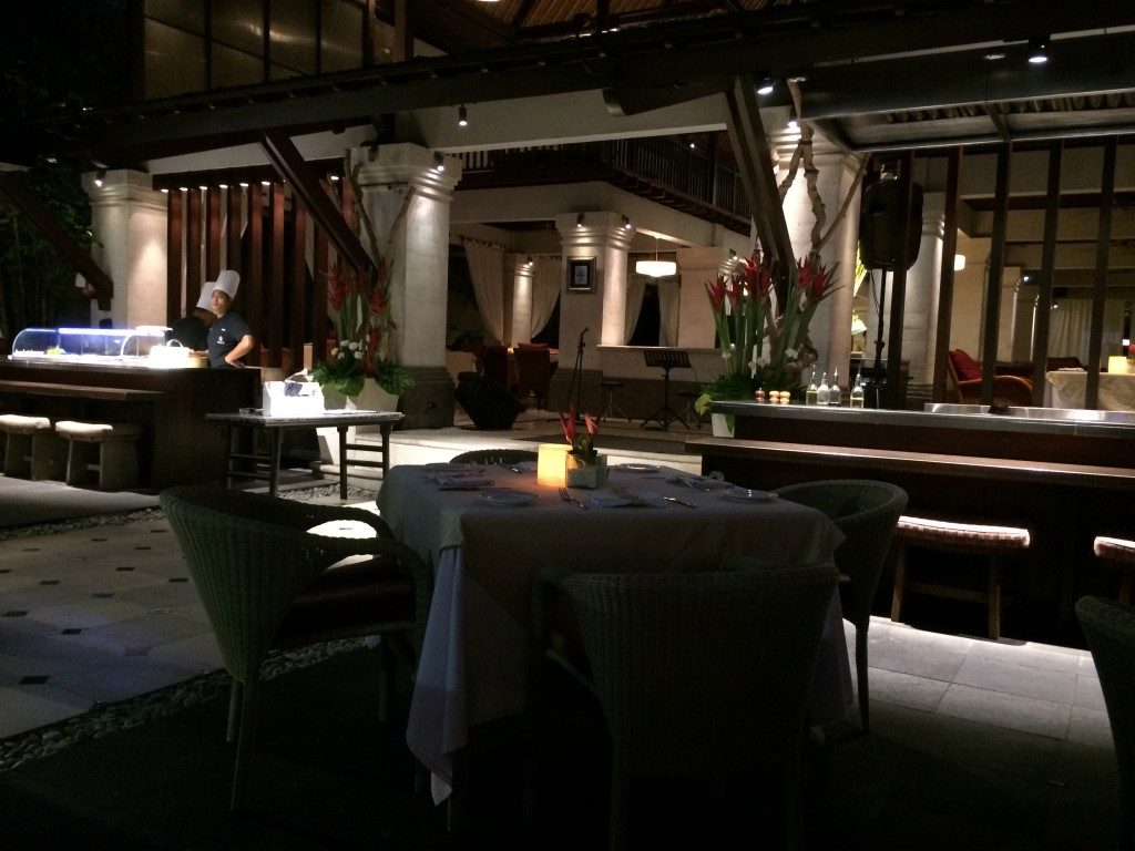 Mezzanine Bar & Restaurant, Sanur Bali