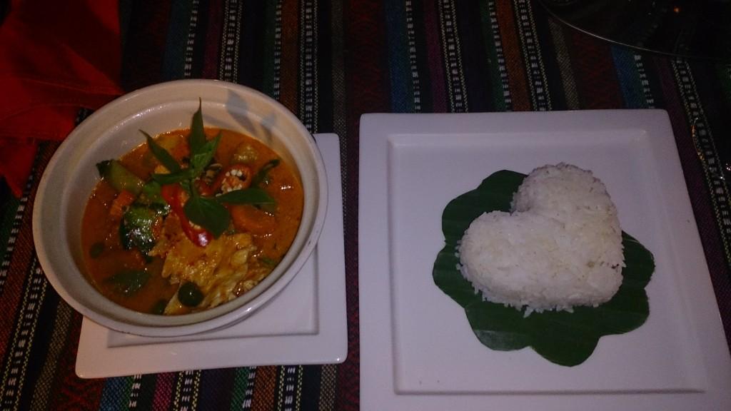 Mad i Chiang Mai Thailand