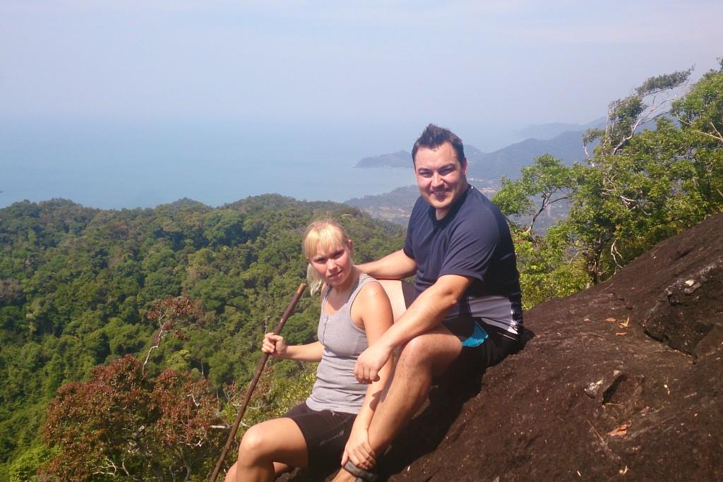 Vandring på Koh Chang