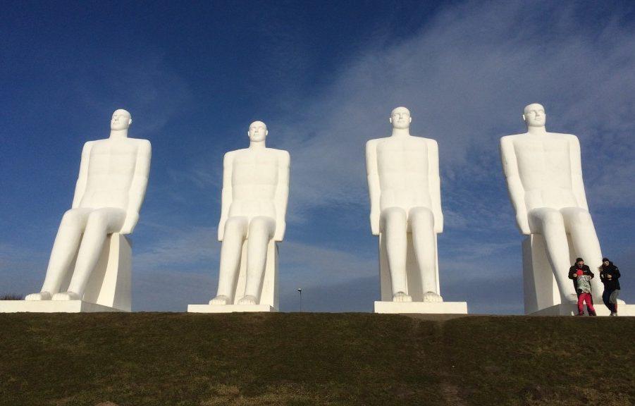De hvide mænd Esbjerg