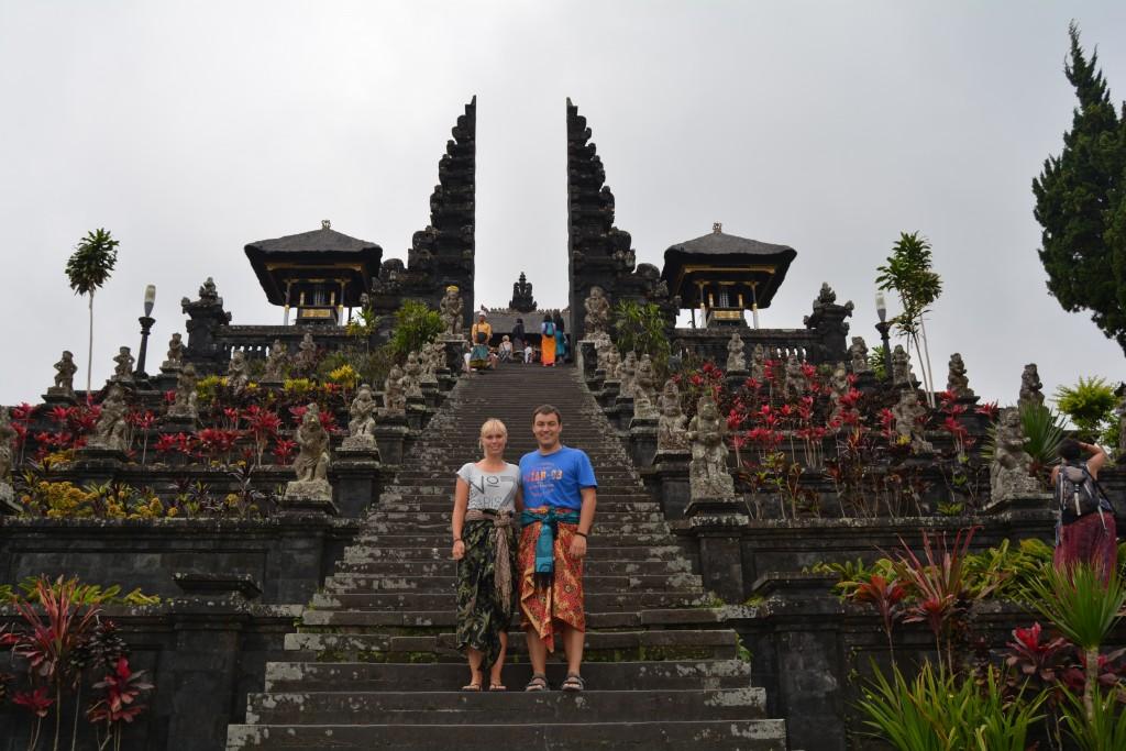 Balis modertempel