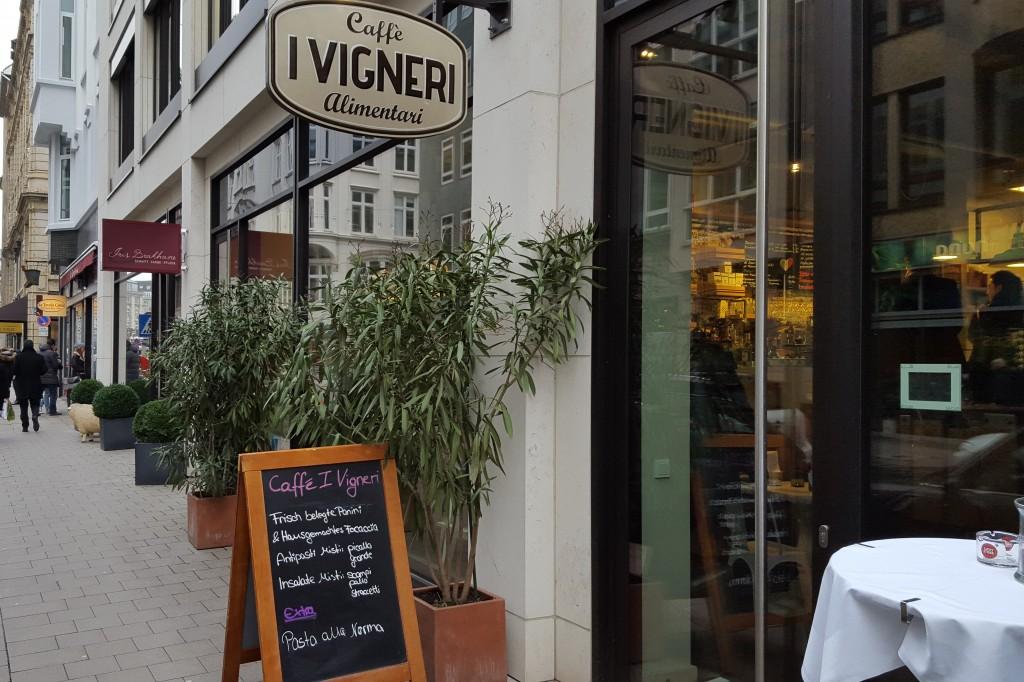 I Vigneri Cafee Hamborg