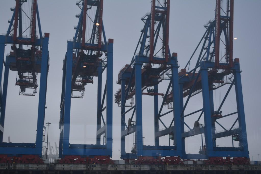 Havne rundfart, Hamborg