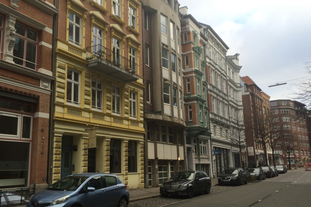 Hamborg by
