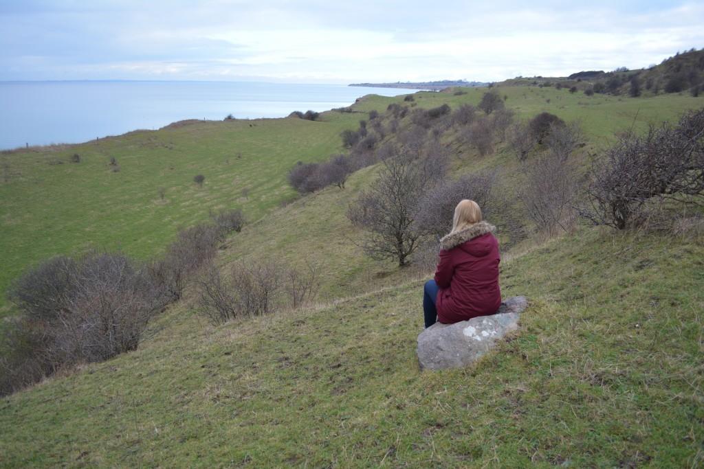 Voderup klint, Ærø