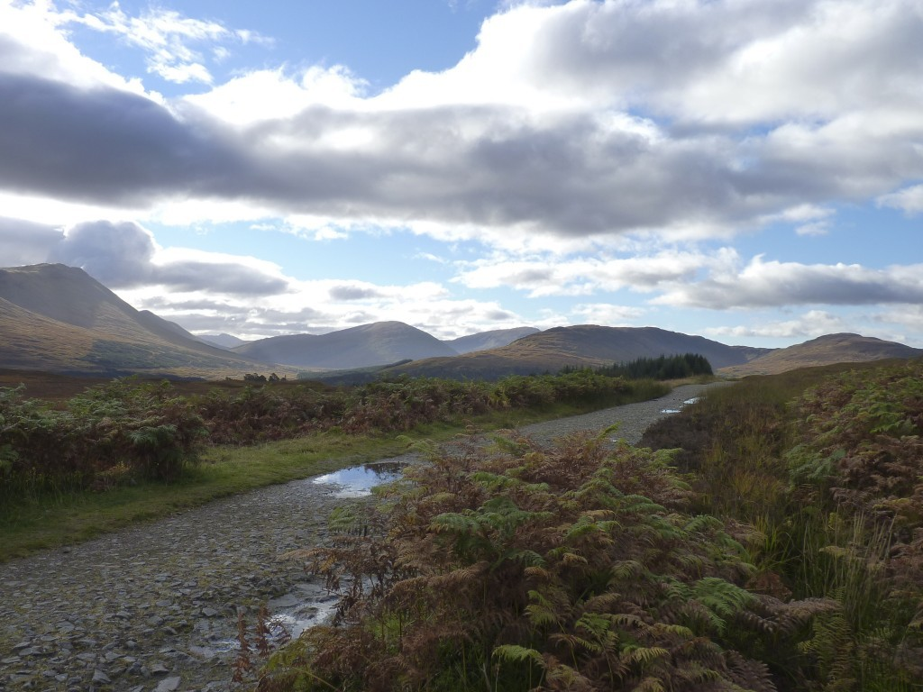 The West Highland Way, Skotland