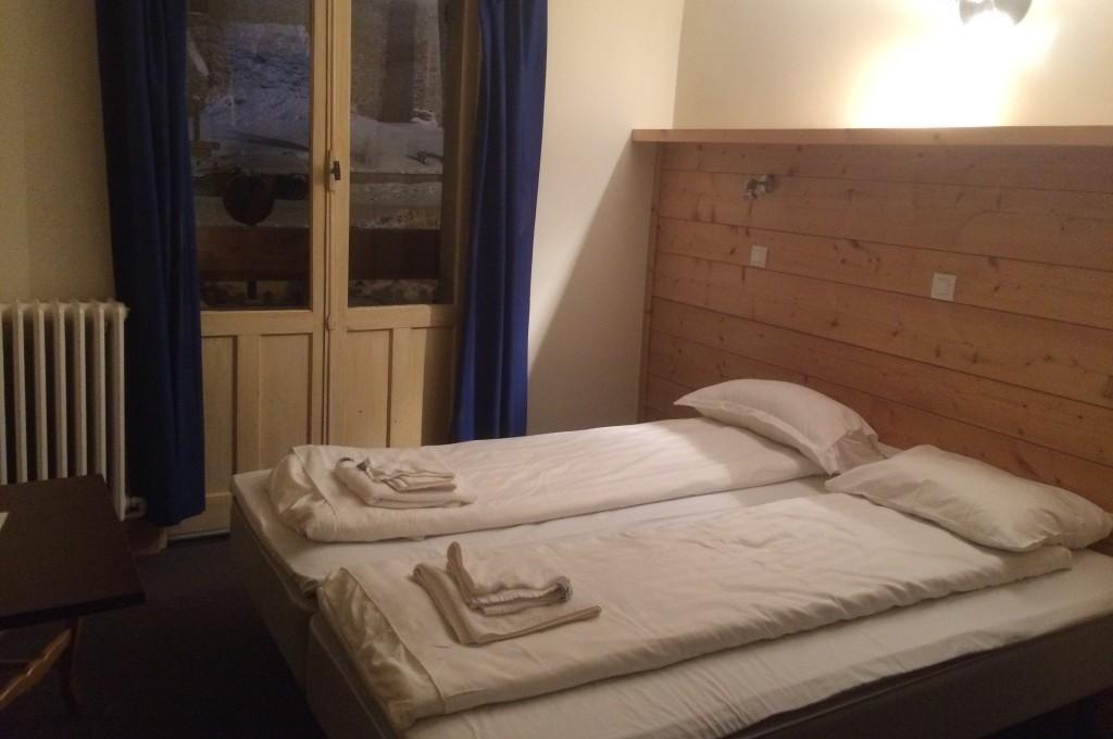 Skihotel i Valloire