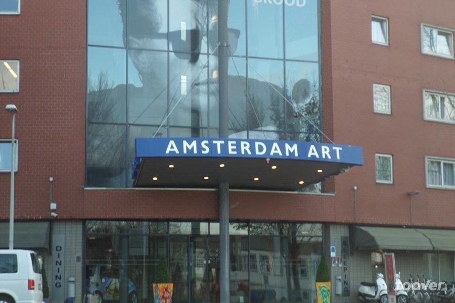 Hotel i Amsterdam