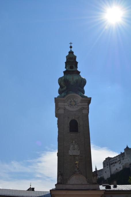 Sct. Peterskirken Salzburg