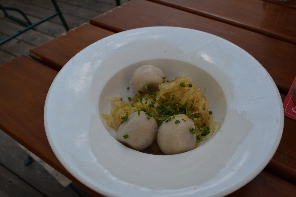 Salzburg dumplings
