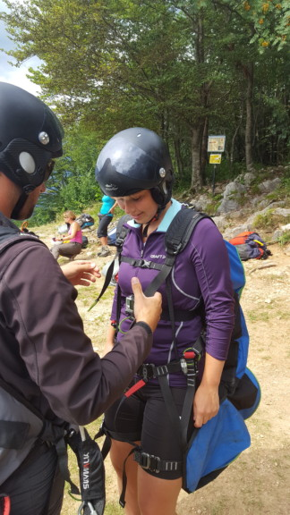 Paragliding - en ud af kroppen oplevelse