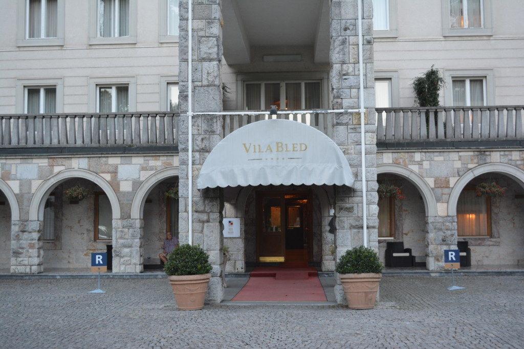 Vila Bled Slovenien