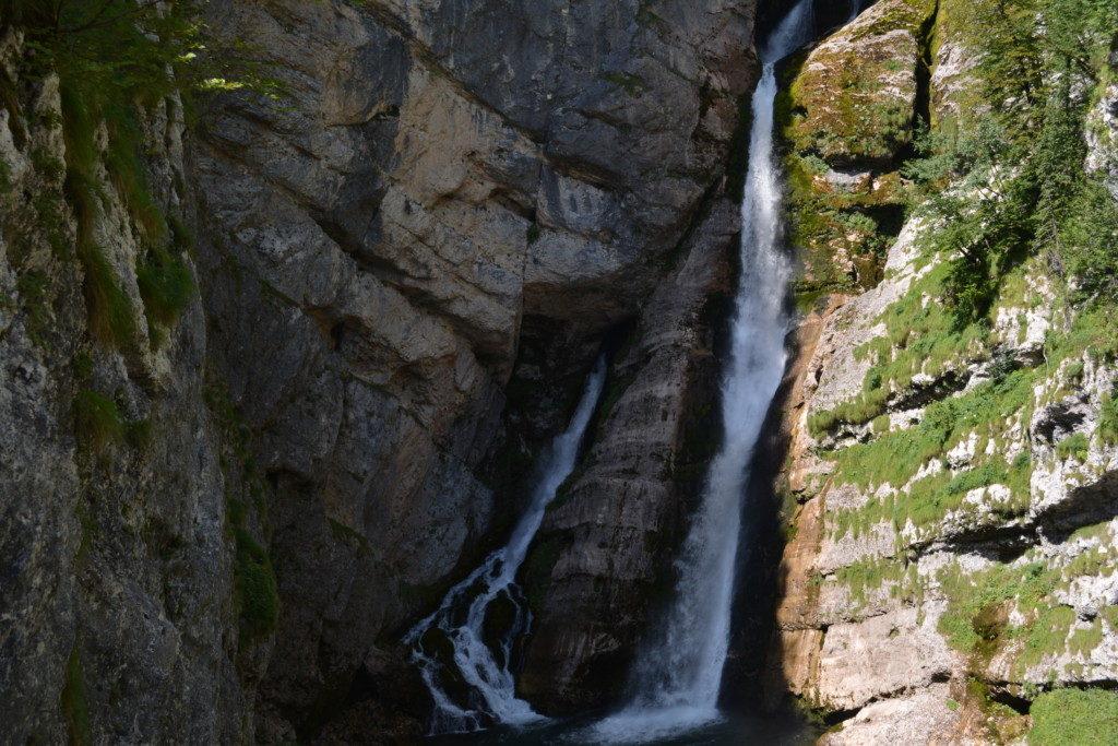 Savica vandfaldet Lake Bohinj