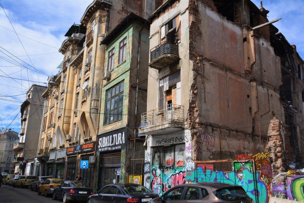 3 dage i Bukarest