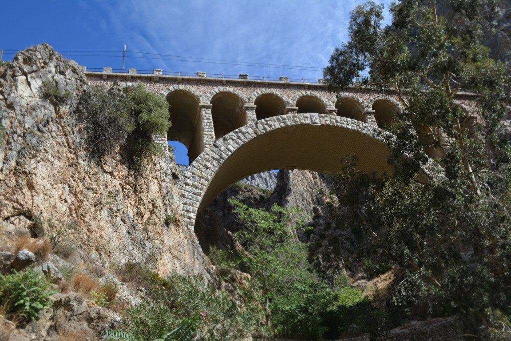 Smuk natur i Spanien