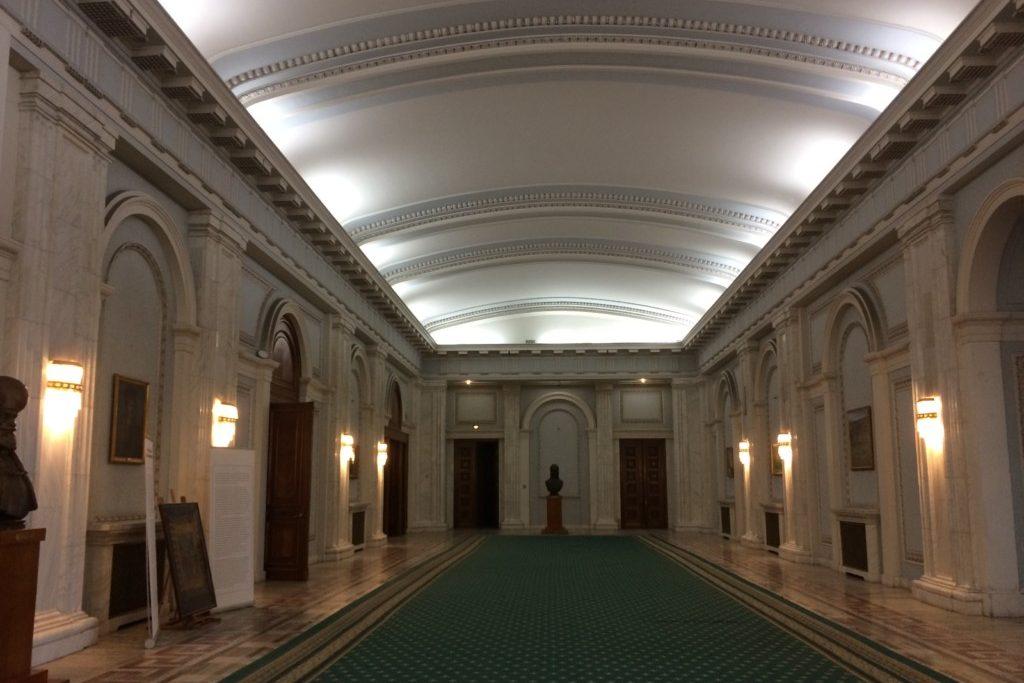 Parlamentet Bukarest
