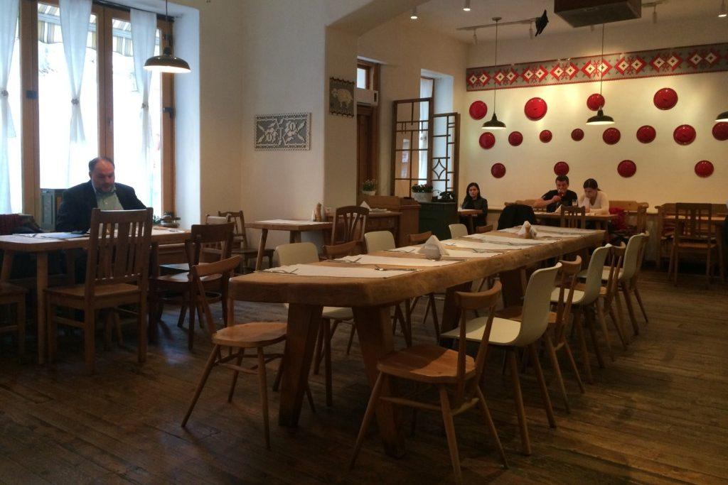 4 gode spisesteder i Bukarest