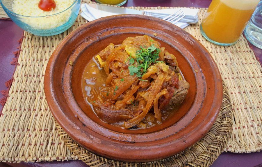 Marokkansk mad