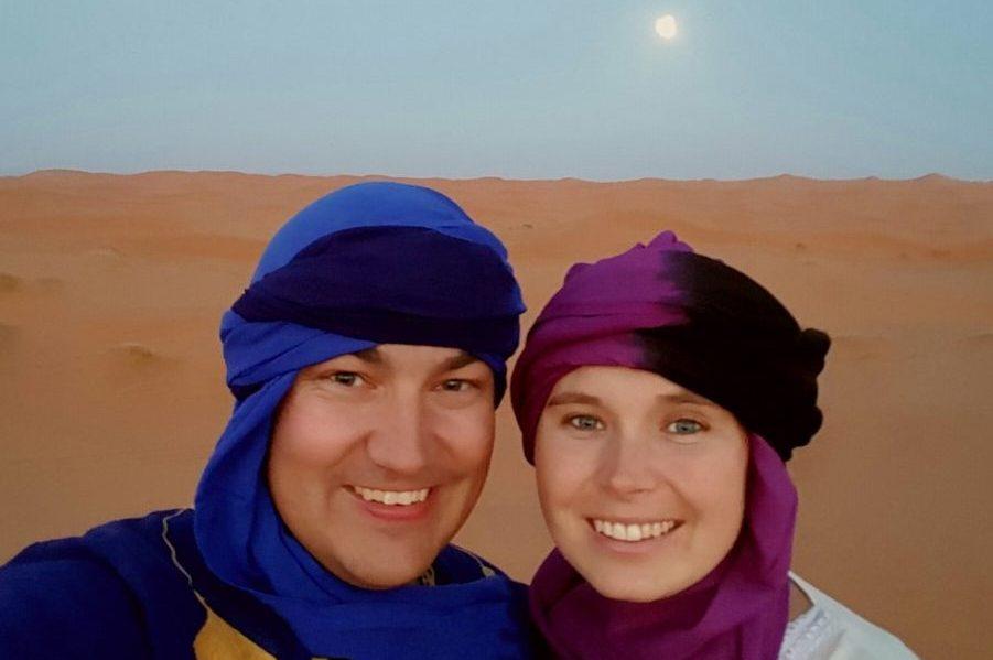 Ørken safari Marokko