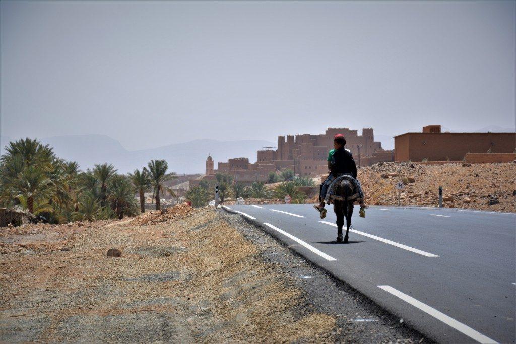 Rejsetanker om Marokko