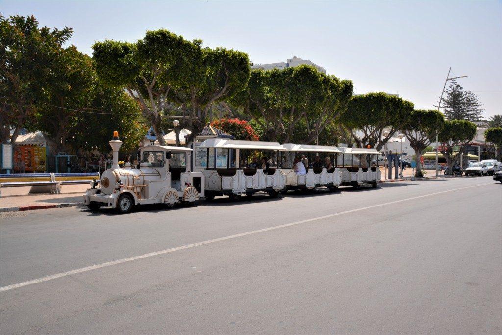 Det lille tog Agadir