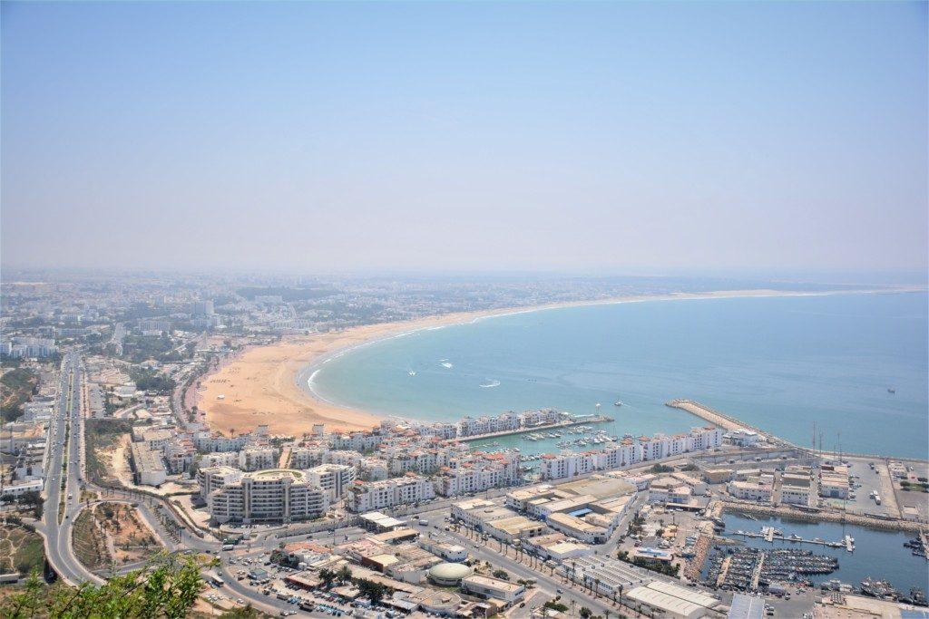 Miniguide - strand & luksus i Agadir
