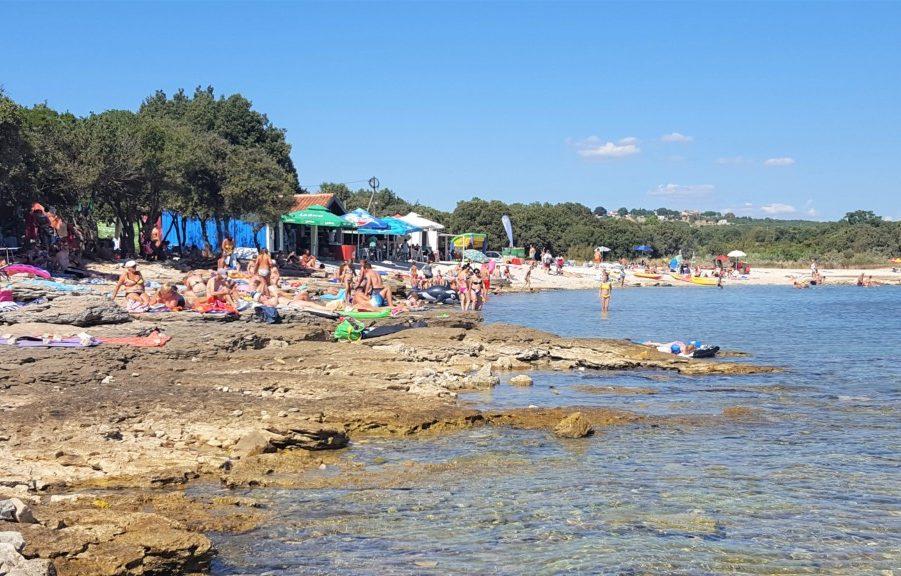 Kroatiens strande