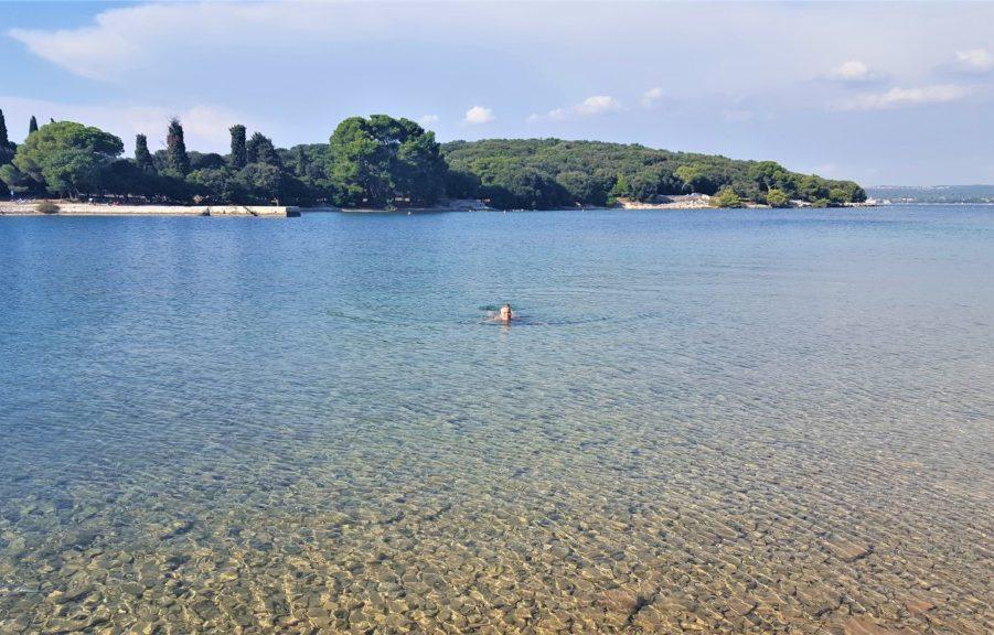 De bedste strande på Istrien