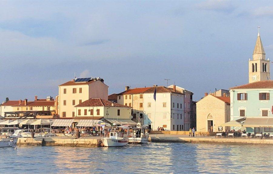 5 hyggelige kystbyer på Istrien